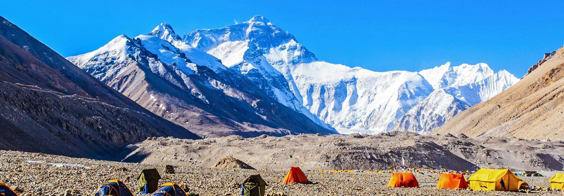 Spectrum People Fundraising Challenge to Everest base Camp