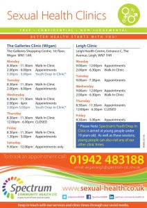 thumbnail of SP006C Sexual Health Clinics and Services A5 flyer WIGAN v1 0718 WEB