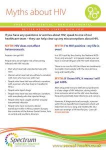 thumbnail of SP092C HIV Myths Leaflet Wigan 0718 Web