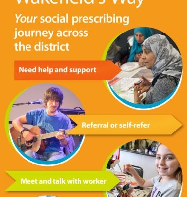 thumbnail of Social Prescribing Banner