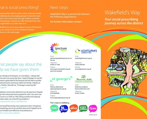 thumbnail of Spectrum Wakefield Social Prescribing