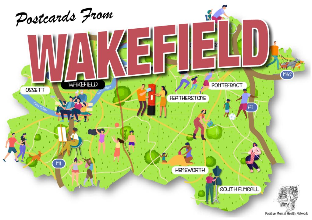 thumbnail of Postcards from Wakefield