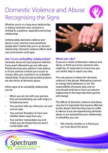 thumbnail of SP080 Domestic Violence leaflet 1017 v3
